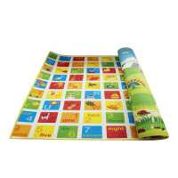 【当当自营】德国Hape 宝宝爬行垫XPE高密度材质环保双面 玩具加厚200*180*2cm E8055