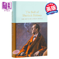 Collectors Library系列:福尔摩斯精选集 英文原版 英文文学 The Best of Sherlock Holmes Arthur Conan Doyle
