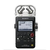 索尼 Sony PCM-D100 旗舰数码录音笔 32G内存+扩卡  DSD录音 新品现货音乐会 录音室 野外考察录音适用
