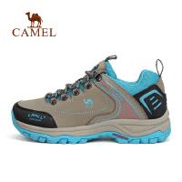 camel骆驼户外徒步鞋 女款减震舒适透气徒步鞋