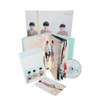 TFBOYS 2014全新专辑 青春修炼手册 CD+海报+卡片+写真集+歌词本