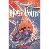 英文原版 Harry Potter and the Deathly Hallows 哈利波特7 哈利波特与死亡圣器