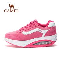 camel骆驼户外女款舒适运动鞋 春夏透气休闲运动鞋
