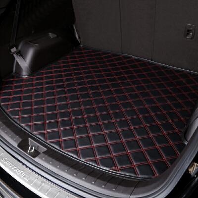 ma马先生 汽车后备箱垫子专用尾箱垫 黑色 大众迈腾速腾途观朗逸宝来