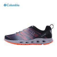 Columbia哥伦比亚2017春夏新款户外男鞋透气网面两栖溯溪鞋DM1197