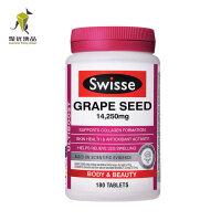 当当海外购 Swisse 葡萄籽精华 180粒