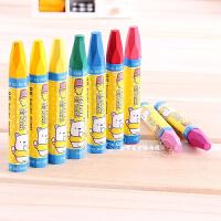 真彩牌儿童油画棒 2966A-24色幼儿蜡笔 套装无毒酷丫 学生图画笔