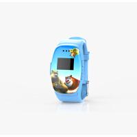 微笑星 手表儿童学生小孩智能gps定位手环手机腕表监听防走失可插卡通话