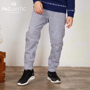 派克兰帝Paclantic   简约缩口针织长裤