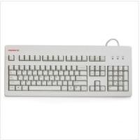 樱桃(Cherry)G80-3494LYCUS-2 机械键盘(白色红轴3494)