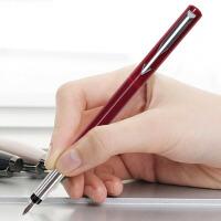 【当当自营】PARKER 派克 威雅红色胶杆墨水笔/钢笔