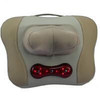 融泰多功能腰部颈椎保健按摩器 红外热敷按摩枕器材