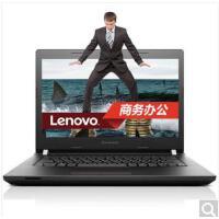 联想(Lenovo)昭阳 E41-80 14英寸英特尔3855U商务办公便携笔记本电脑 4G内存/500G硬盘/集显带光驱/Win7