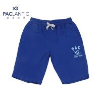 派克兰帝品牌童装 夏装男童针织短裤