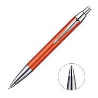 【当当自营】PARKER 派克IM阳光橙白夹原子笔