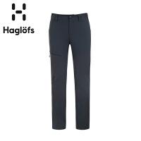 Haglofs火柴棍男款弹力简洁徒步速干长裤602472