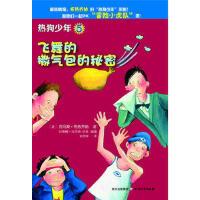 正版NY3_飞舞的撒气包的秘密 9787541130700 四川文艺出版社