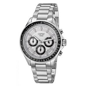 全国联保ESPRIT时装表雅士系列水石英男士手表ES900761003