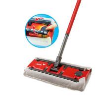 [当当自营]微力达按易洁平板拖把夹布木地板拖墩布尘推平拖地擦拖把