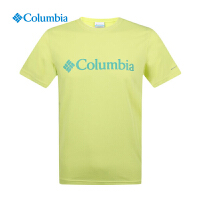 【限时秒杀119元】Columbia哥伦比亚男士户外速干透气圆领短袖T恤