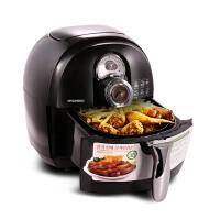 HYUNDAI/现代 DF-1500黑第二代无油空气炸锅无油炸锅电炸锅家用薯条机