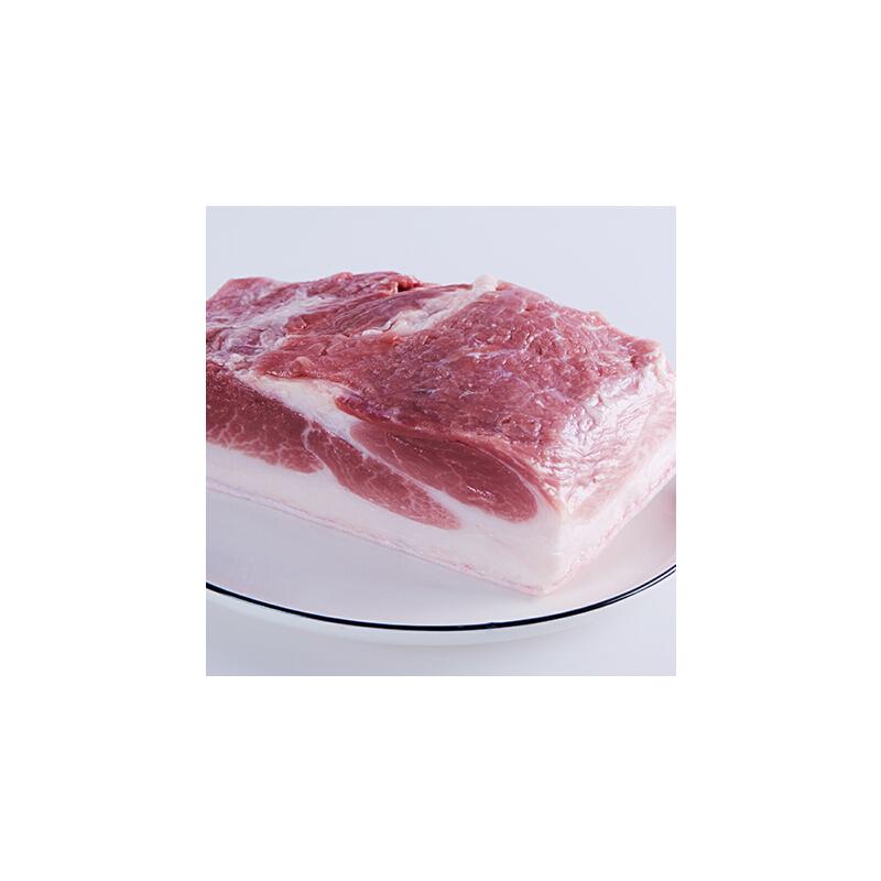 乌金猪后腿肉 500g