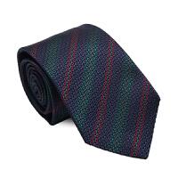 GUCCI古琦桑蚕丝材质条纹样式男士领带 支持礼品卡支付