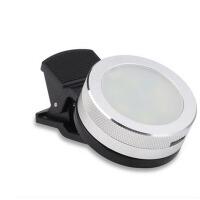 手机补光灯LED拍照相美颜神器苹果外置夜拍闪光镜头摄像通用自拍RC