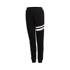 乐途LOTTO女子运动生活卫裤运动裤罗纹收口女运动裤EKLL006
