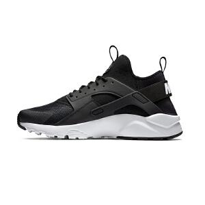 Nike Air Huarache 华莱士男子复古跑步休闲鞋819685-001黑白
