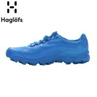 【领卷满400减100】Haglofs火柴棍男款户外轻量级越野跑鞋491280