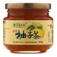 【春播】韩国农协蜂蜜柚子茶280g