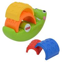 新品Fisher Price 费雪 小鳄鱼叠叠乐CDC48 幼儿玩具早教益智