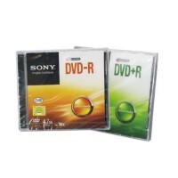单品包邮  日照鑫 索尼刻录盘 索尼/SONY DVD刻录盘 4.7G DVD-R/+R 16X 空白刻录光盘 单片装