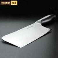 维艾 切菜刀单刀切片刀具 不锈钢切肉刀 WA-DQPD