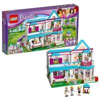 【当当自营】LEGO 乐高 Friends好朋友系列 斯蒂芬妮的房子 积木拼插儿童益智玩具41314