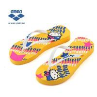 Arena阿瑞娜 女士夏季潮 拖鞋 人字拖 居家防滑舒适耐穿 新款