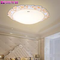 东联卧室灯吸顶灯复古欧式客厅卧室餐厅书房灯具灯阳台灯饰x223