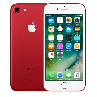 [当当自营] Apple iPhone 7 128G 红色特别版手机 支持移动联通电信4G