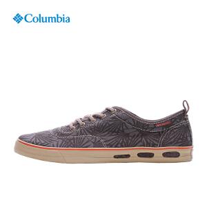【领卷满400减100】Columbia哥伦比亚户外男款轻便透气帆布休闲鞋BM2703