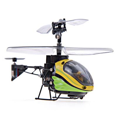 [当当自营]Silverlit 银辉 吉尼斯納米直升机 SVPOIA84665STD【当当自营】三通道室内飞行,可上下左右前后移动