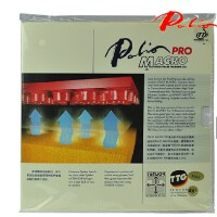 PALIO拍里奥 MACRO-PRO 乒乓球胶皮 德国套胶 反胶套胶