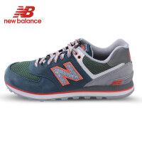 【海外购】New Balance NB 574 轻量避震男鞋经典复古鞋跑步鞋运动休闲鞋
