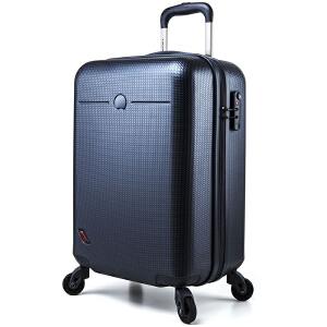 (可礼品卡支付)Delsey法国大使登机箱 男女万向轮旅行箱 轻巧时尚商务拉杆箱