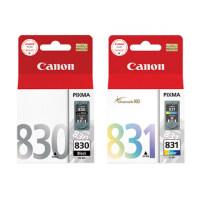 佳能 Canon PG-830+CL-831(套装) 佳能ip1180 ip1880 ip2580 iP1980 IP2680 MX308 MX318 MP228