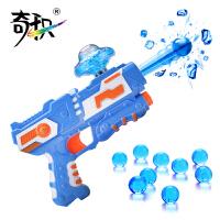 电动连发水弹枪狙击枪巴雷特玩具枪水晶弹枪软弹枪可发射子弹男孩