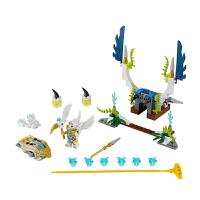 [当当自营]LEGO 乐高 Chima气功传奇 天空突波 积木拼插儿童益智玩具 70139