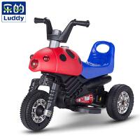 乐的儿童电动车摩托车三轮车宝宝电动汽车甲壳虫儿童玩具车可坐人