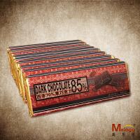 美乐臣西非85% 黑巧克力 纯可可脂排块 500克
