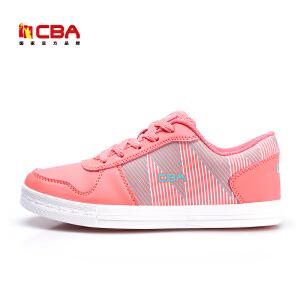 CBA女子板鞋 韩版运动休闲板鞋女款简约休闲板鞋女款轻便时尚滑板鞋